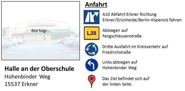 Halle Hohenbinder Weg
