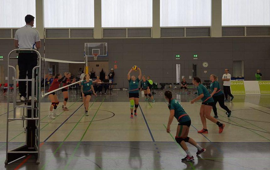 Damen I – 1. Spieltag in Berlin (22.09.2018)